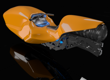 OrangeSpeedMarkom3D